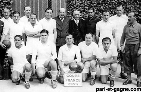 Olympique Marseille 1934/1935