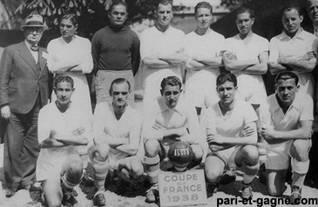 Olympique Marseille 1937/1938