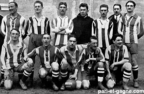 Red Star 1920/1921