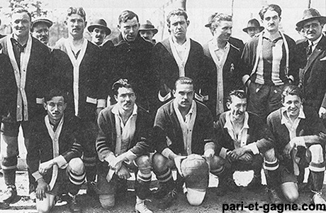Red Star 1921/1922