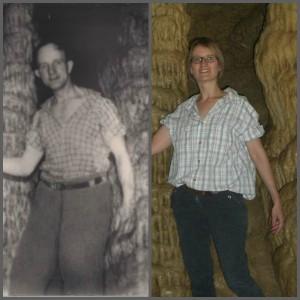 Grotte de Lastournelle 1955-2015