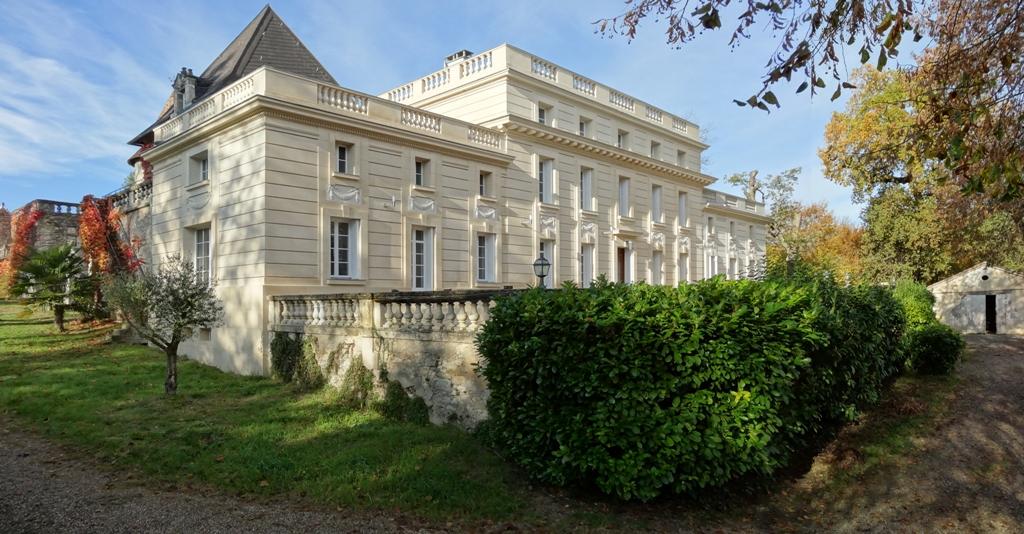 Château de Laroche à Vianne