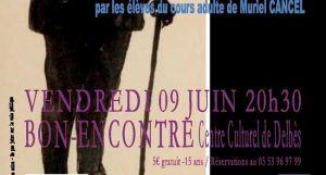 Spectacle Guitry pour la troupe de «La Dame blanche» - 05/06/2017 - ladepeche.fr