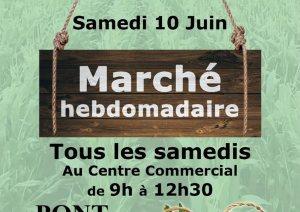 Un marché riche en producteurs du cru - 08/06/2017 - ladepeche.fr