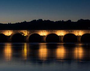 Découverte demain soir du pont-canal à la lueur des flambeaux - 18/07/2018 - ladepeche.fr
