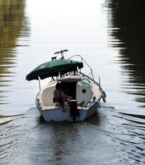 Le président de l'association des Amis de la rivière : «Le tourisme fluvial sur le Lot est en danger» - 20/08/2018 - PetitBleu.fr