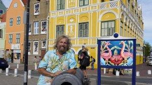 Tour du monde : Antoine vient revisiter «Le Galion»