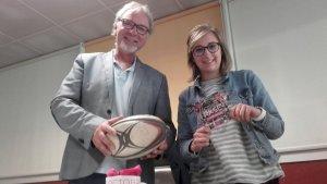 Le comité féminin 47 veut créer un club de rugby pour lutter contre le cancer - 09/05/2019 - ladepeche.fr