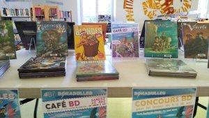 Café BD à la Bibliothèque - ladepeche.fr