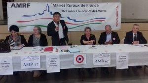 La matinée très studieuse des maires ruraux de Lot-et-Garonne - ladepeche.fr