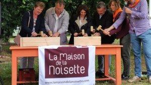 La Maison de la Noisette inaugurée - ladepeche.fr
