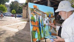 Bientôt la 7e édition du concours de peinture dans les rues Néracaises - ladepeche.fr
