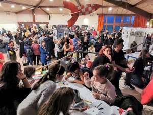 Lot-et-Garonne. Portfolio: le festival de la BD à Clairac a battu le record de visiteurs - Sud Ouest.fr