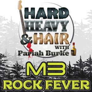 195 – M3 Rock Fever – The Hard, Heavy & Hair Show