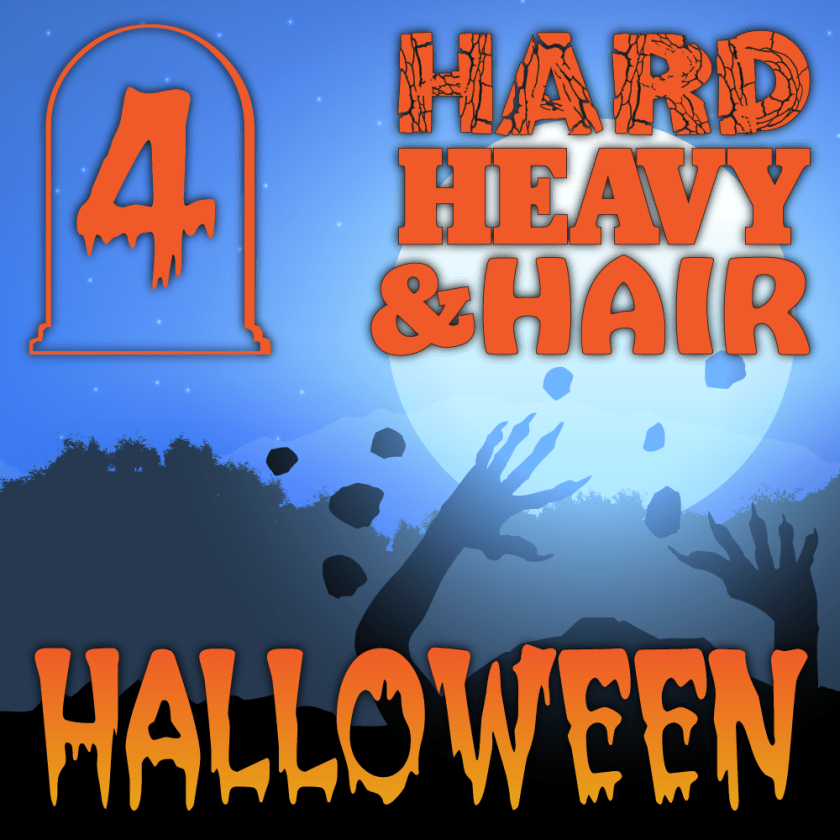 A Hard, Heavy & Hairy Halloween (Part 4 of 4) – Presented by The Hard, Heavy & Hair Show