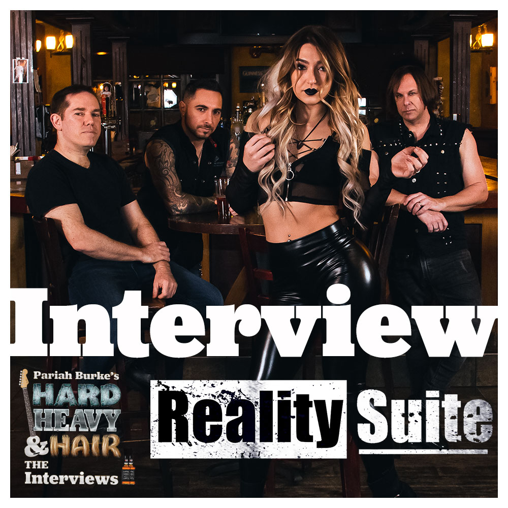 Reality Suite (Kimmii, Brian, Joe, and Antonio) Interview