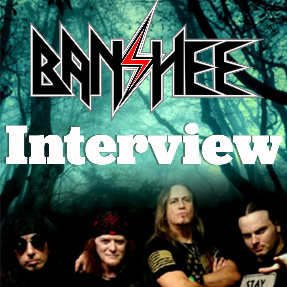 Banshee – Terry Dunn (guitar, founder) & George Call (vocals)