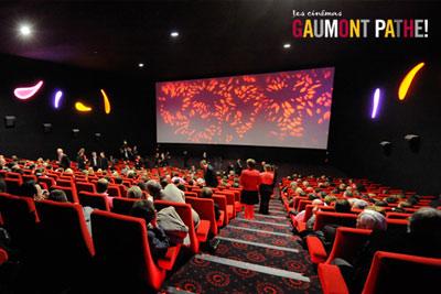 Place De Cinma Gaumont Path 6 Pour La Fte E Billet 2016