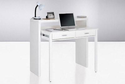 Bureau Console Extensible Pas Cher 9990 Au Lieu De 399