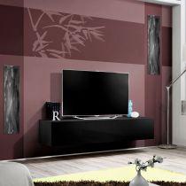 meuble tv mural design fly i 160cm