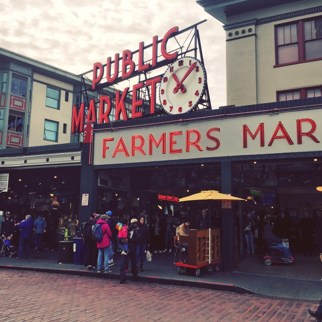 Seattle Pike Market
