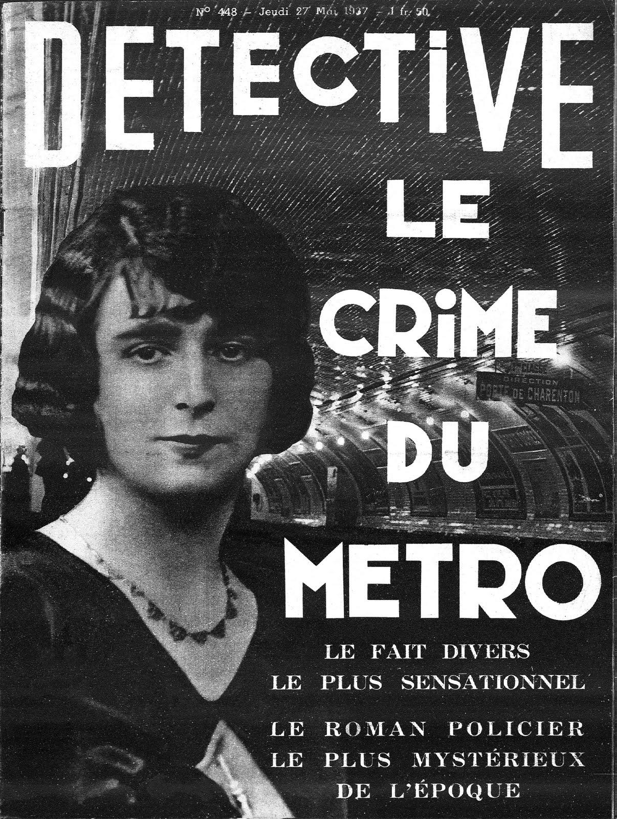 """Résultat de recherche d'images pour """"L'énigme du meurtre de Lætitia Toureaux dans le métro"""""""
