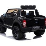 Camioneta A Bateria Ford Raptor Kidscool Negra Autos A Pedal Y Bateria Paris Cl