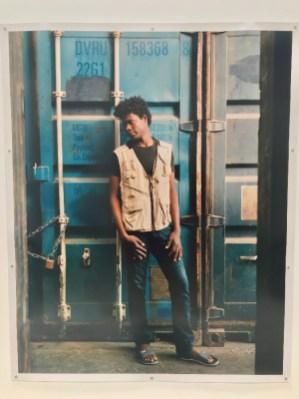 Ambroise Tézenas et Frédéric Delangle, Des sneakers comme Jay-Z, Portrait d'Abdallah