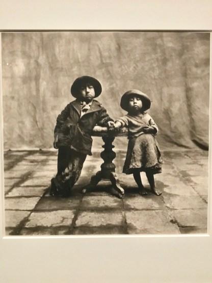 Irving Penn, Cuzco Children, 1948 © Isabelle Henricot