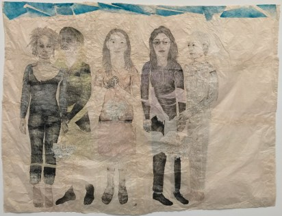 Kiki Smith, Gathering, 2014