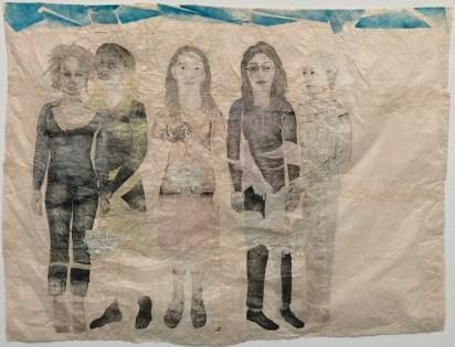 Kiki Smith, Gathering, 2014