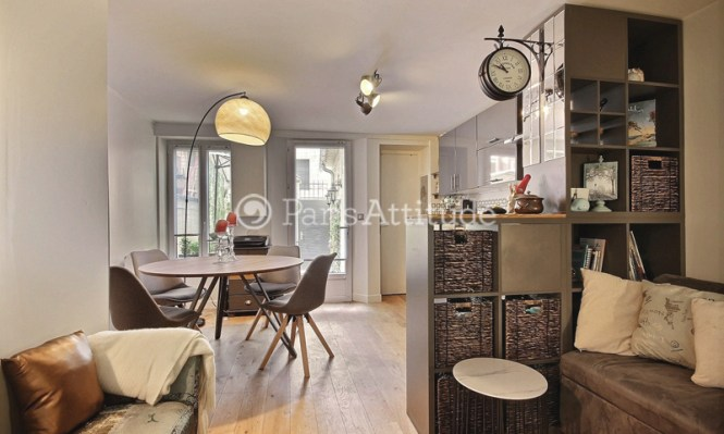 Furnished Apartment Als In Paris For Monthly