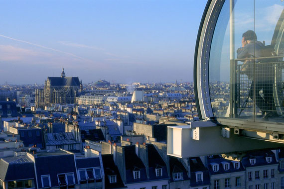 Image result for pompidou centre view