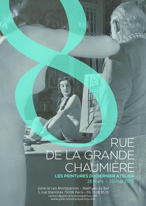 8 Rue De La Grande Chaumière Les Peintures Du Dernier