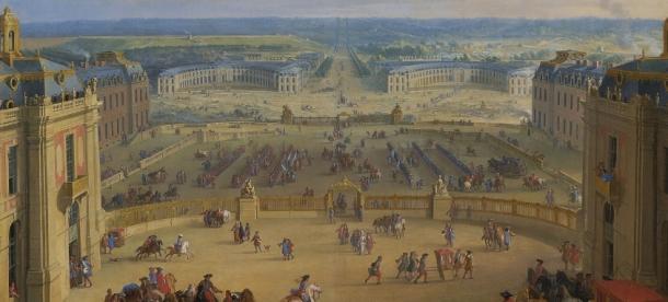 """Résultat de recherche d'images pour """"Versailles 1789"""""""