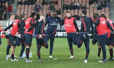 PSG-Toulouse : Les statistiques