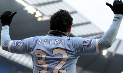 Signature imminente de Tevez ?