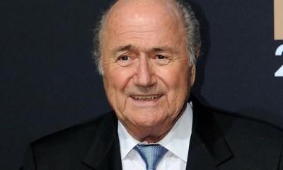 """Blatter """" Les boules froides et chaudes, c'est techniquement possibe...C'est déjà arrivé pour une compétition européenne."""""""