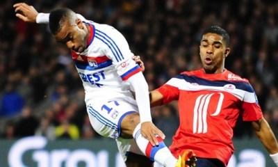 Ligue 1 - Lacazette au secours de Canal+