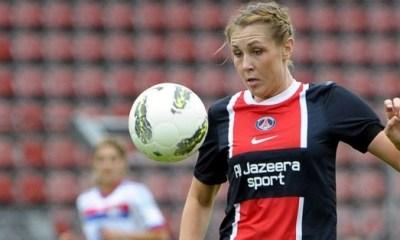 F : Alexandra Long a quitté le PSG