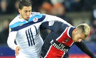 Hazard : «Jamais été contacté par le PSG»