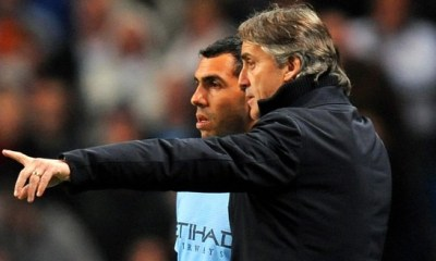 Mancini : « Oui, Paris voulait Tevez »