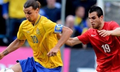 Sans Bisevac, la Serbie perd en Suède
