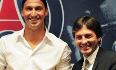 Maxwell : « Leonardo a convaincu Zlatan »