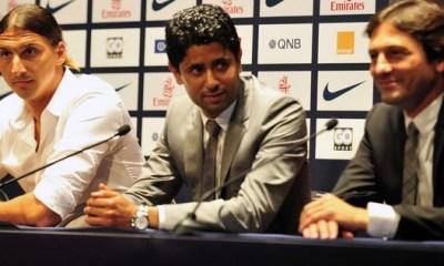 "PSG - Nasser Al-Khelaïfi ""Leonardo est un grand ami"""