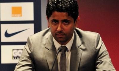 Al-Khelaifi: «Un honneur d'être élu»
