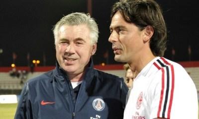 Pour Inzaghi, Ancelotti « est une garantie »