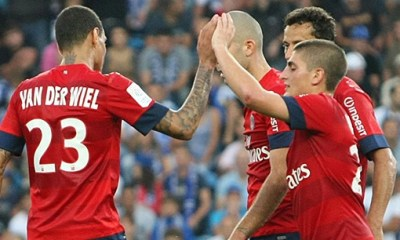 Bastia - PSG : Élisez l'homme du match