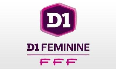 D1/F : Les résultats de la 7ème journée