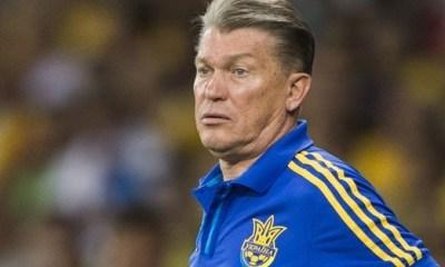 C1 : Le Dynamo Kiev a un nouvel entraîneur